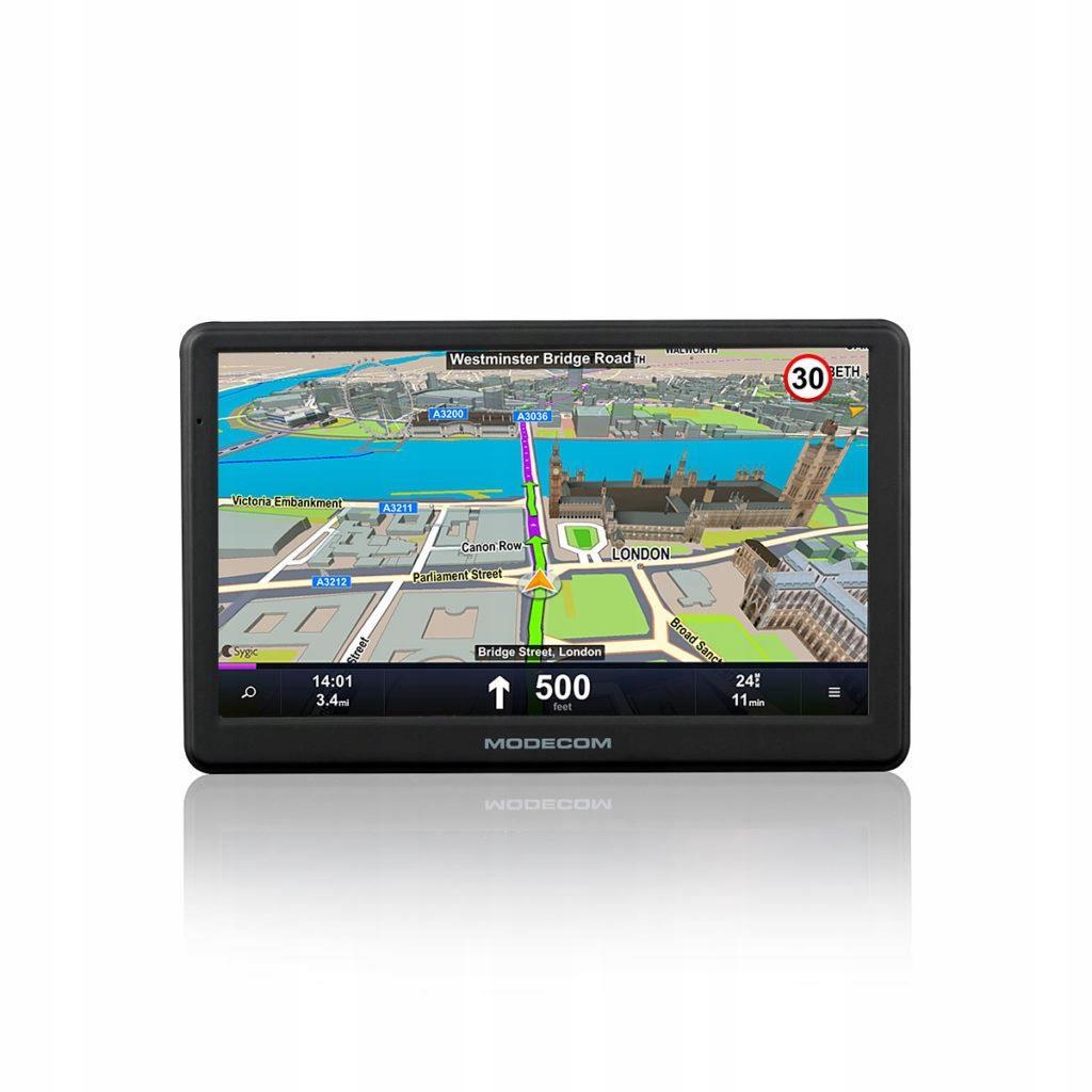 Nawigacja samochodowa MODECOM FREEWAY SX 7.1 MF EU