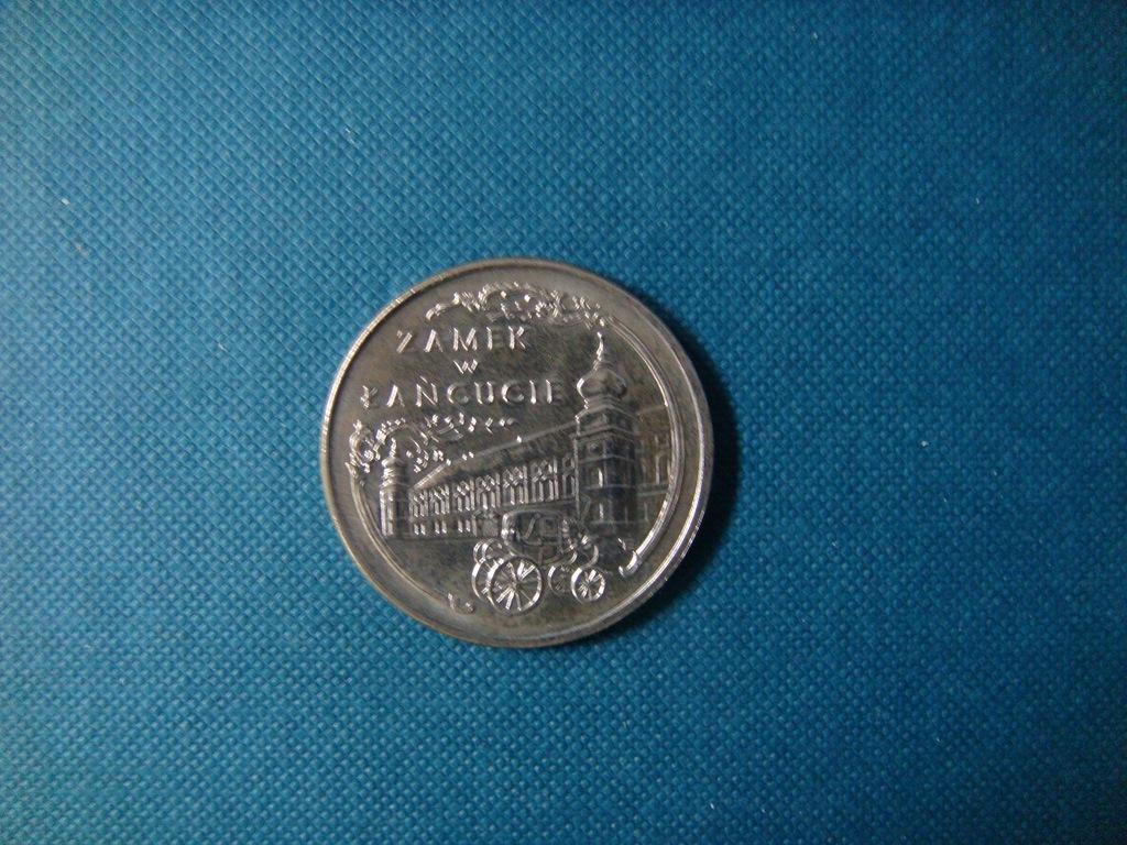 Moneta 20 000zł Zamek w Łańcucie 1993r.