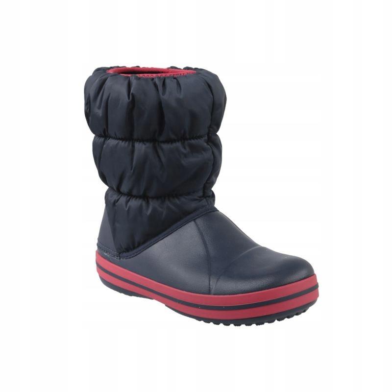 Buty Crocs Winter Puff Boot Jr 14613-485 32/33