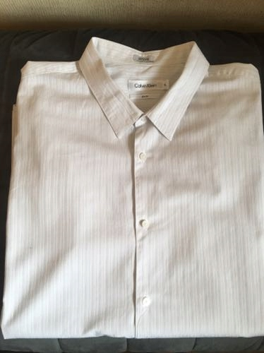 Koszula męska Calvin Klein roz XL stan idealny