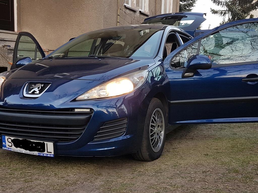 Peugeot 207 Sw Wk 1 4 16v 95 Km 8390767331 Oficjalne Archiwum Allegro