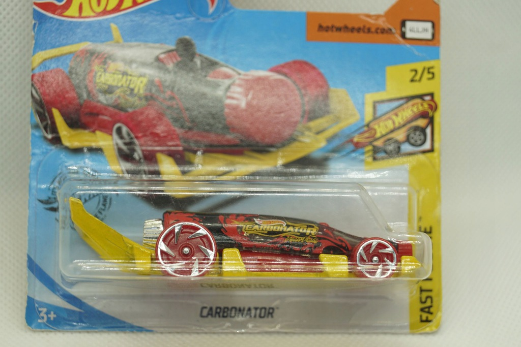 Mattel HOT WHEELS Carbonator