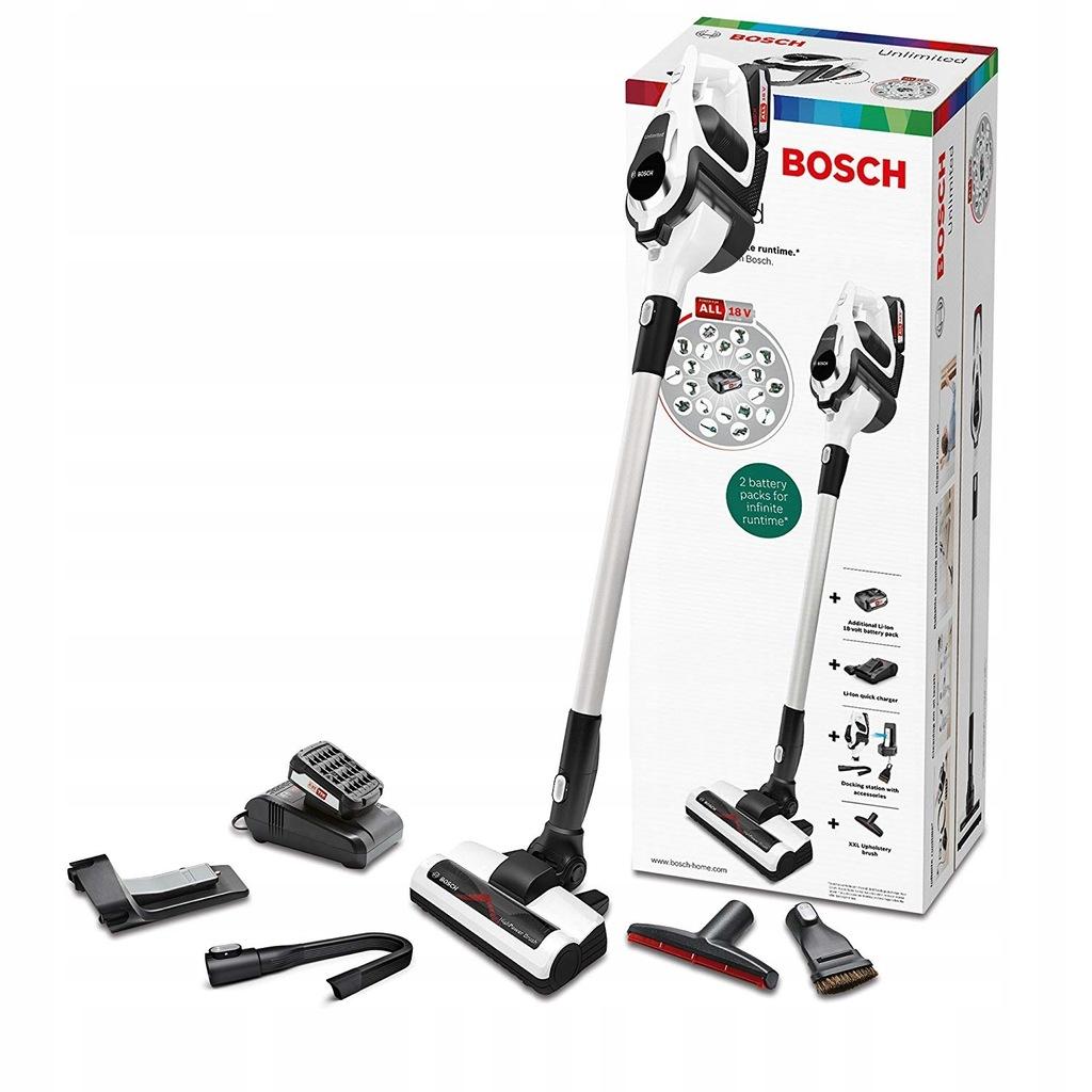 BOSCH BBS1224 Odkurzacz akumulatorowy