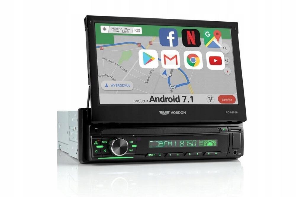 Radio samochodowe Vordon Canadian AC-8202A+ sound