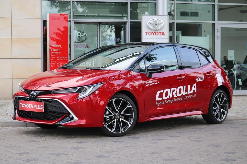 Toyota Corolla 1 2 T Selection Passion 8408272681 Oficjalne Archiwum Allegro