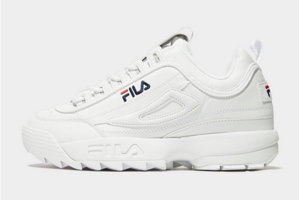 Archiwalne Sneakersy Fila Damskie rozmiar 37 Ruda Śląska
