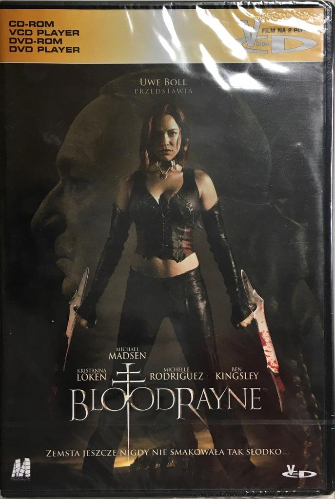 VCD BLOODRAYNE