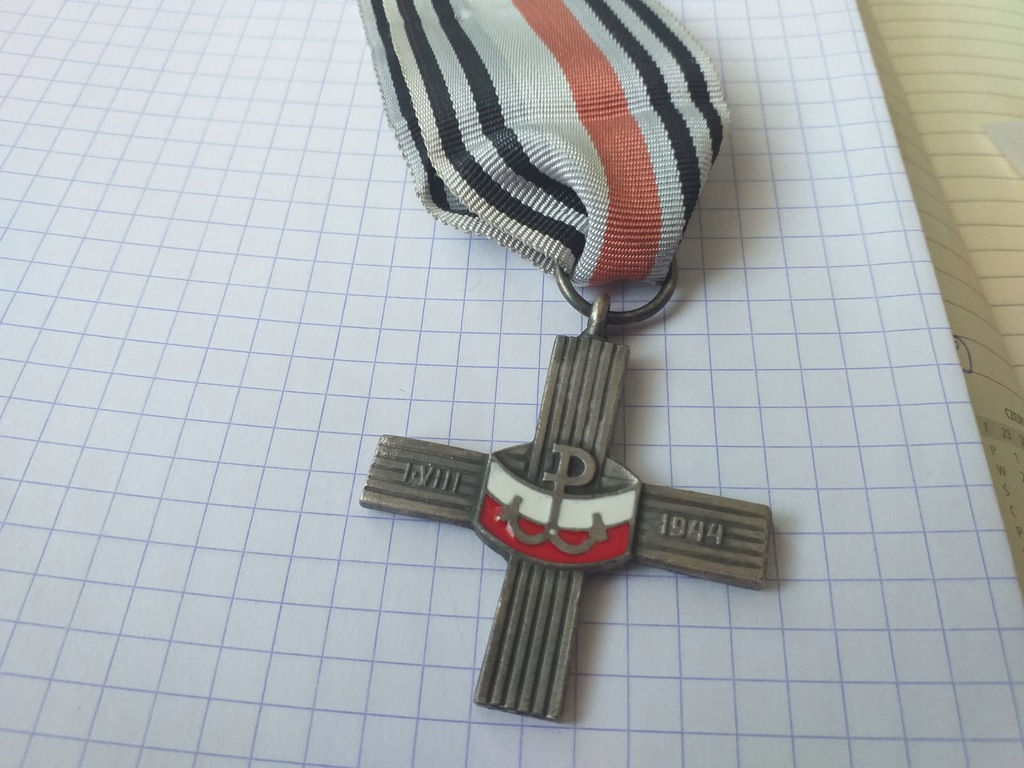 Krzyż powstańca Warszawskiego