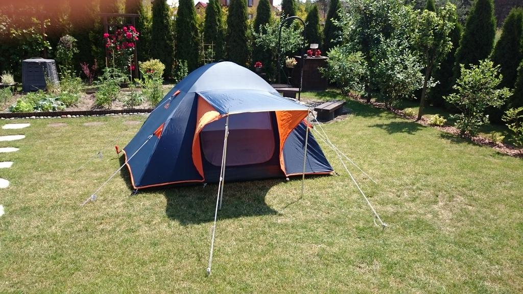 Campus IGLOO-4 namiot-okazja