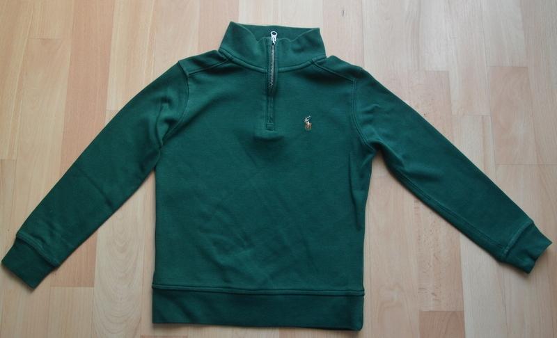 Zielona bluza POLO Ralph Lauren 4 lat 104cm