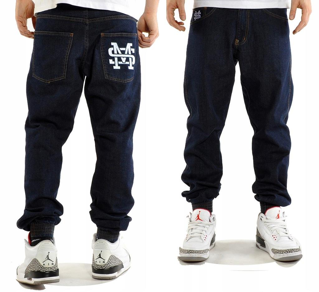 Spodnie M Moro Sport MS Pocket Jogger Drk joggery
