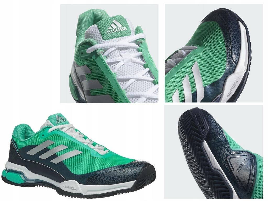 Adidas Barricade Club buty tenisowe męskie 40