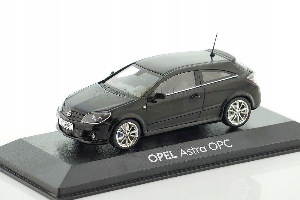 Opel Astra H 3d Opc 1 43 Minichamps 8403492877 Oficjalne Archiwum Allegro