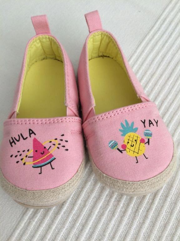 Buciki espadryle buty H&M 18/19 j nowe