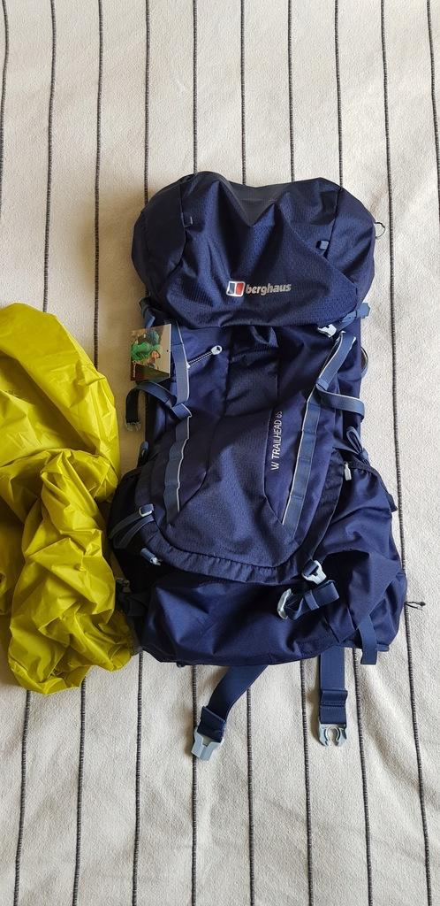 Nowy damski plecak Berghaus Trailhead 65