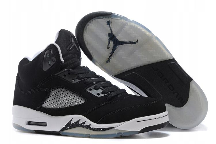 Air Jordan 5 Retro Oreo nowe zdjęcia.  