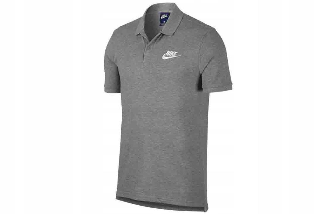 NIKE NSW MATCHUP POLO _XL_ Męski T-Shirt