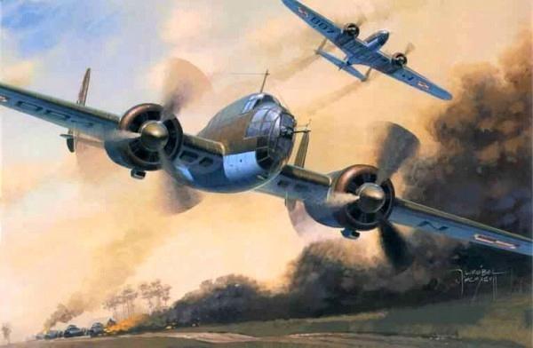 Mistercraft P-37B Łoś II