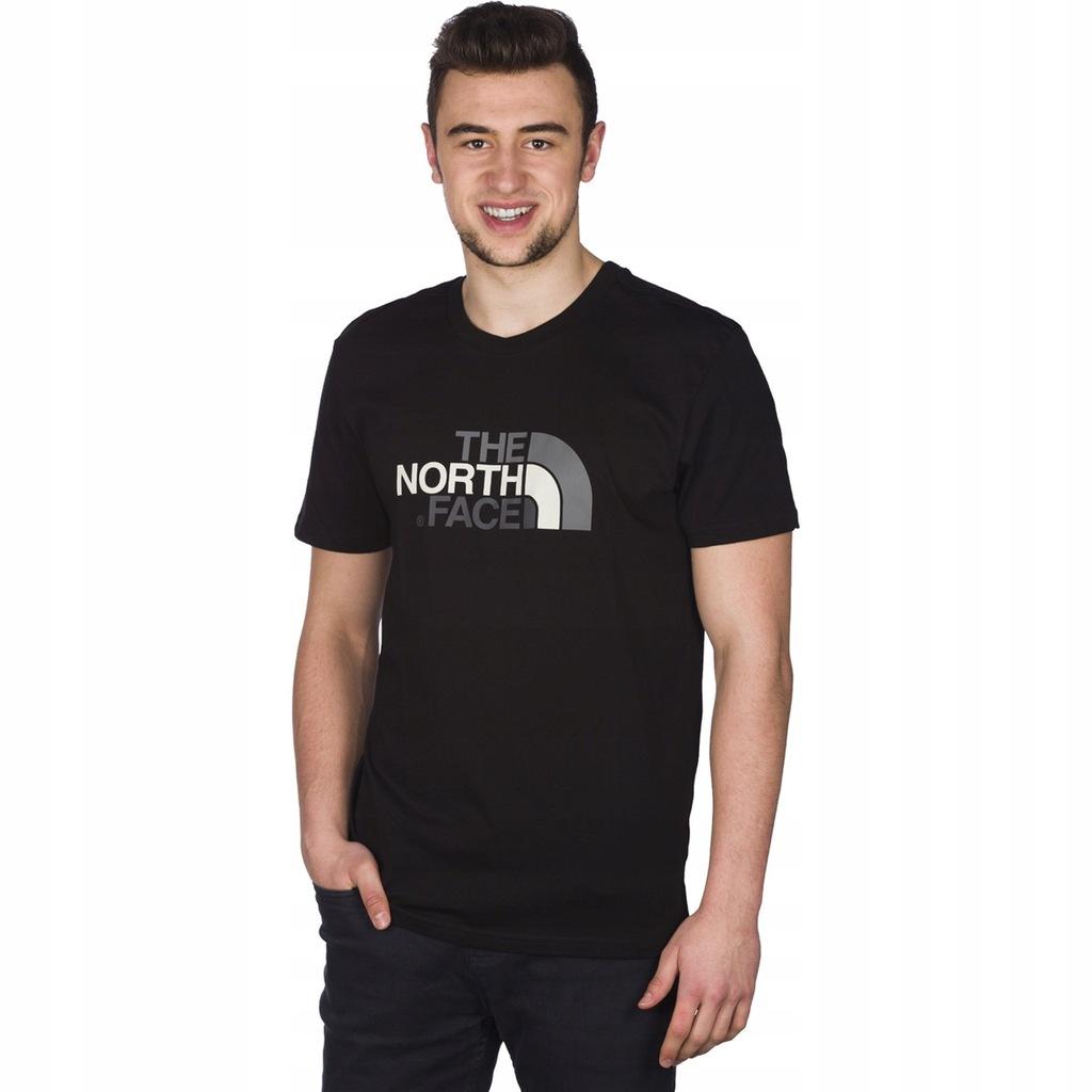 THE NORTH FACE M EASY TEE JK3 (M) Męskie Koszulka