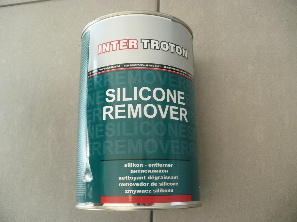 Zmywacz do silikonu odtłuszczacz Troton 1L