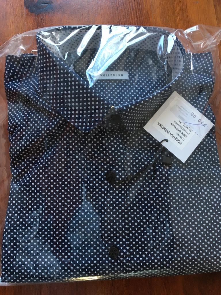 Koszule rozmiar 36 S marki wolczanka damskie w Szafa.pl