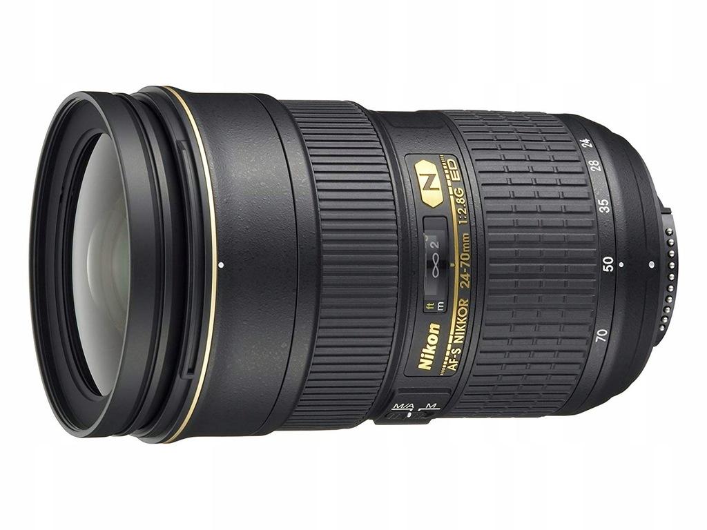 Nikon AF-S NIKKOR 24-70mm f/2.8G ED FV23%!