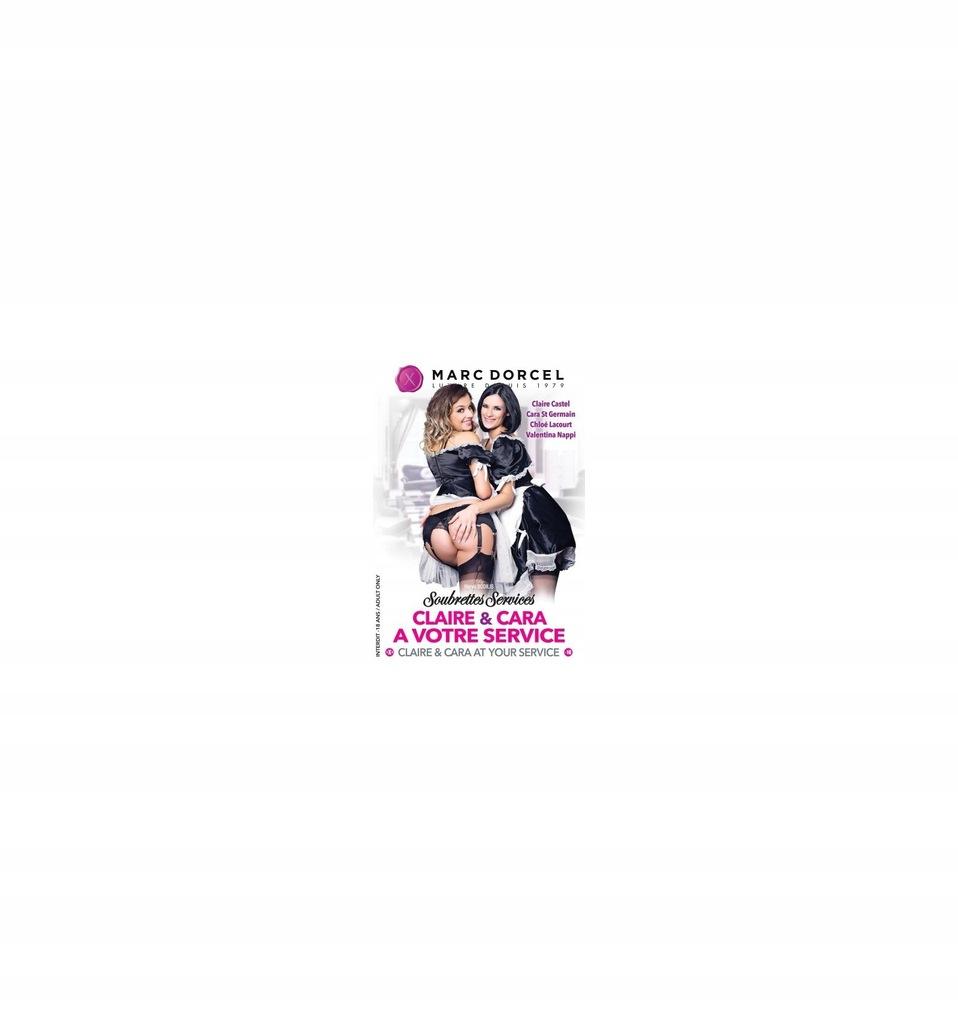 DVD Marc Dorcel - Soubrettes services: Claire