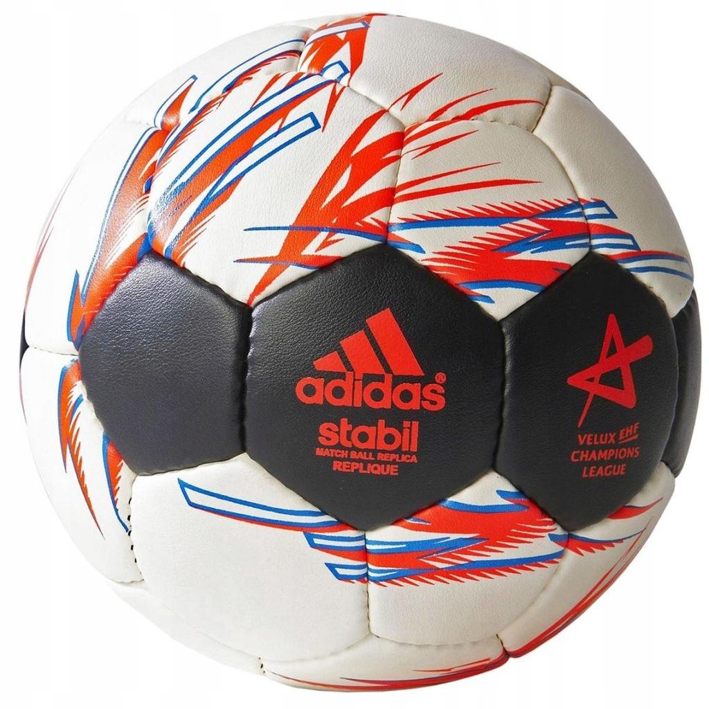 Piłka ręczna Adidas Stabil Match Ball Replique S87