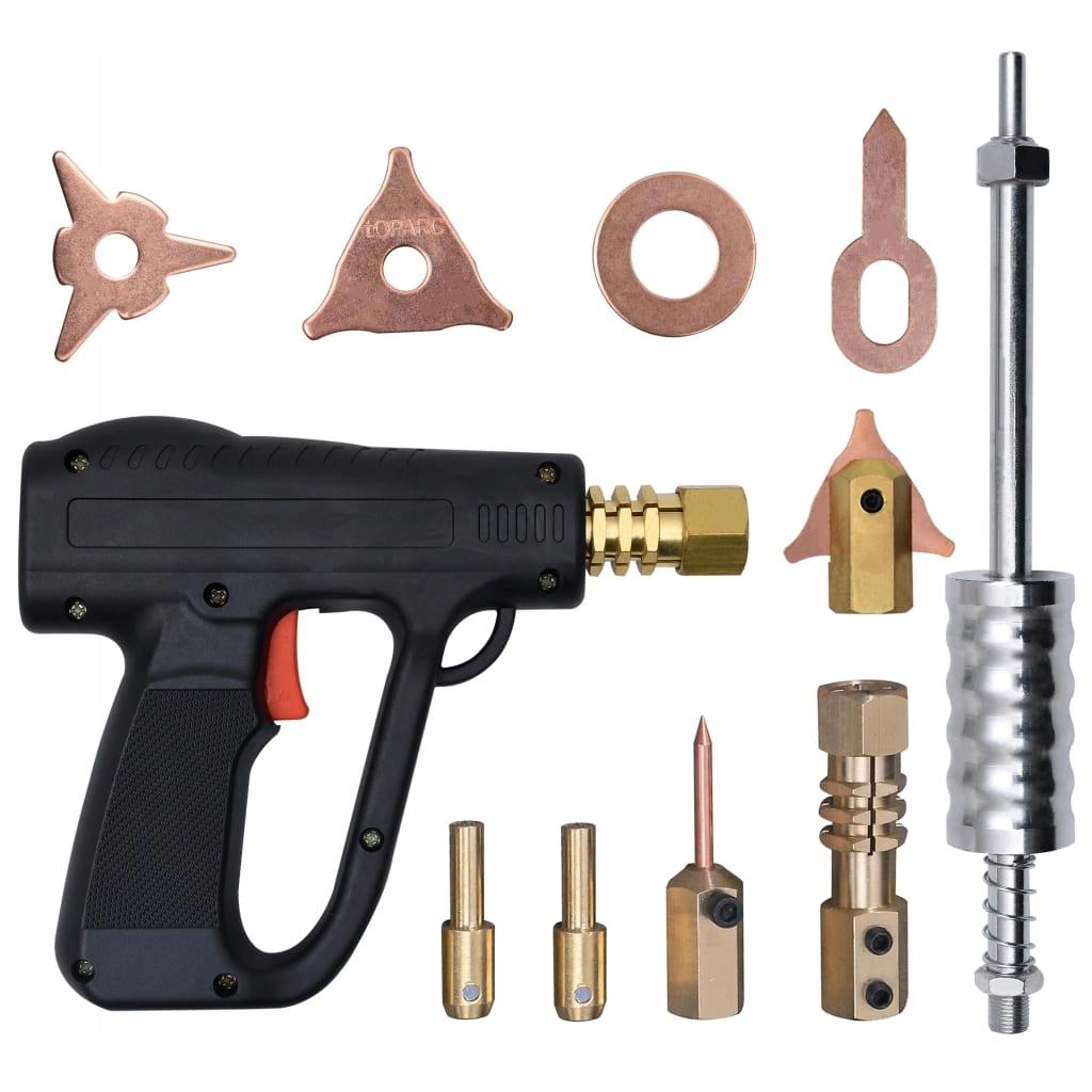20-elementowy zestaw do usuwania wgnieceń z pistol