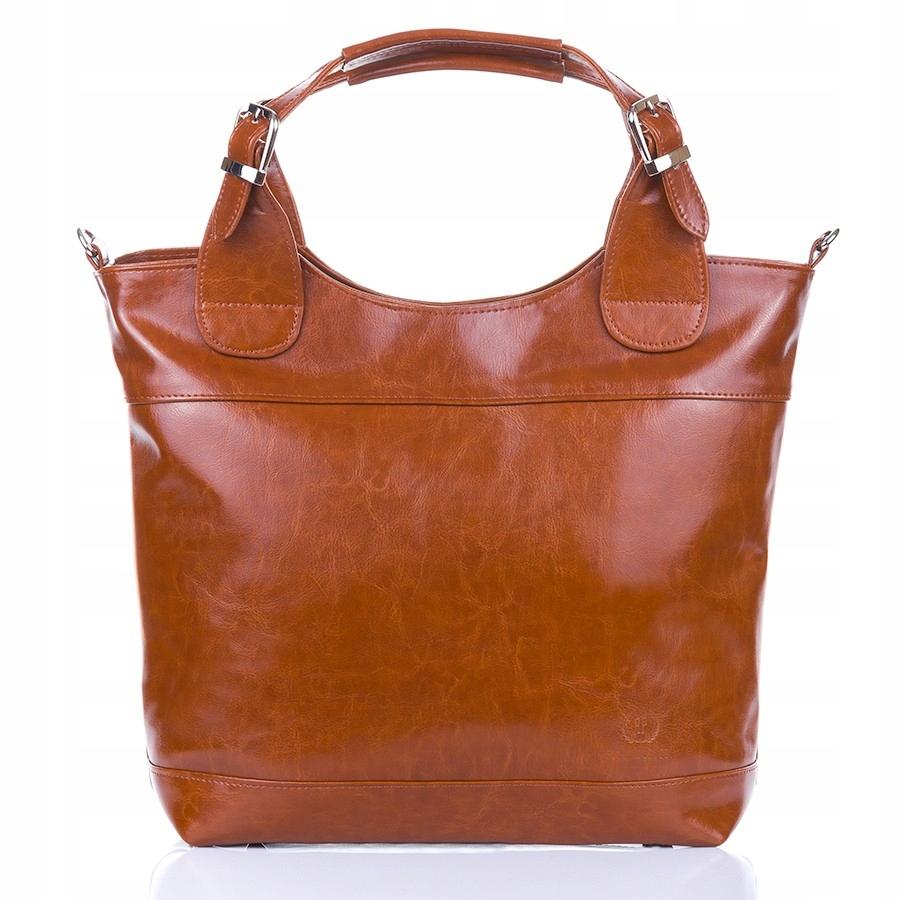 Skórzana torebka damska Paolo Peruzzi z 966 [[