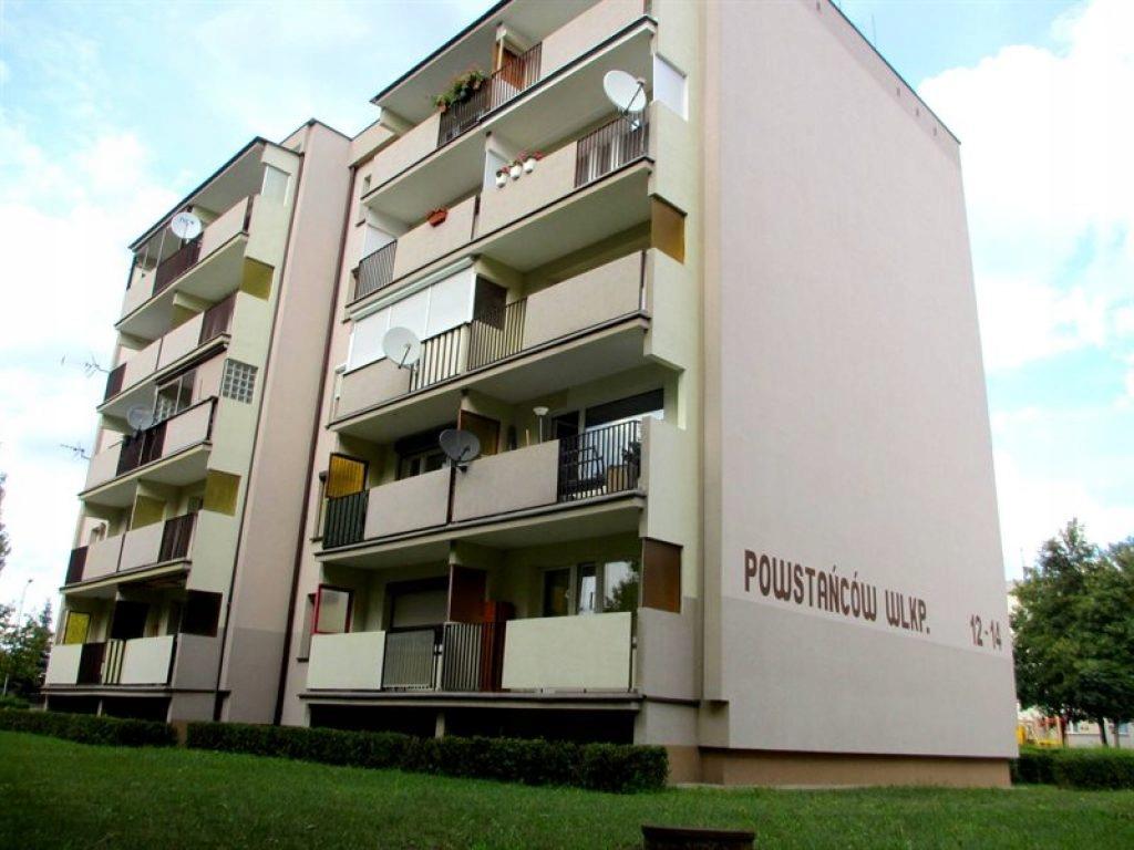 Mieszkanie Leszno, 60,00 m²