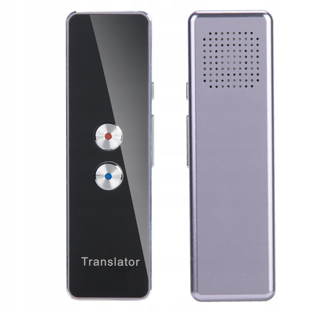 2,4G Translator Tłumacz Mowy Elektroniczny