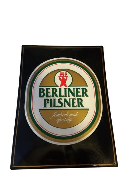 Blaszana reklama piwa 30x40 dekoracja