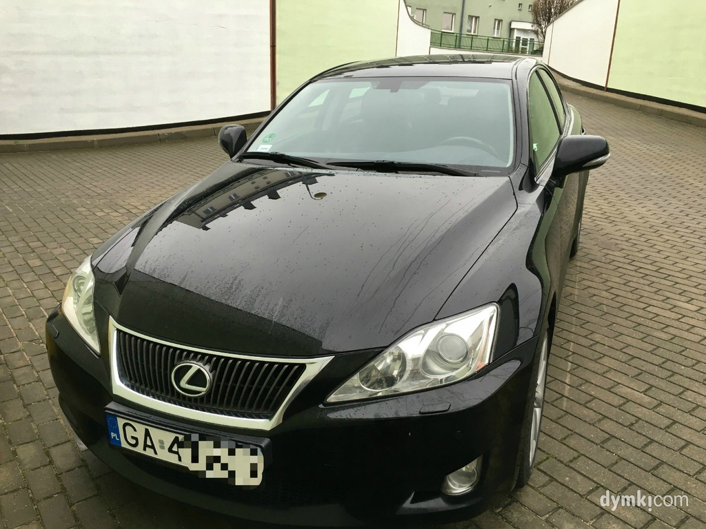 Lexus is 220d comfort 2009 skóra, dealer, idealny