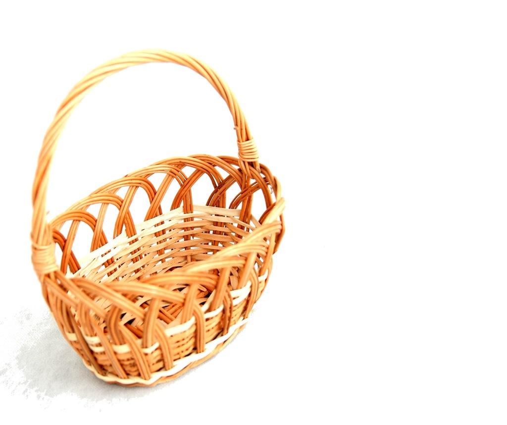 Koszyk Na Swieconke Wielkanoc Wiklinowy Producent 7130674610 Oficjalne Archiwum Allegro