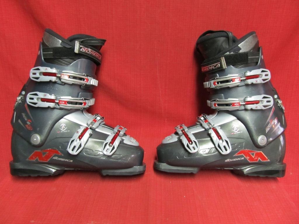 Buty narciarskie NORDICA nr 43 wkł27,5cm