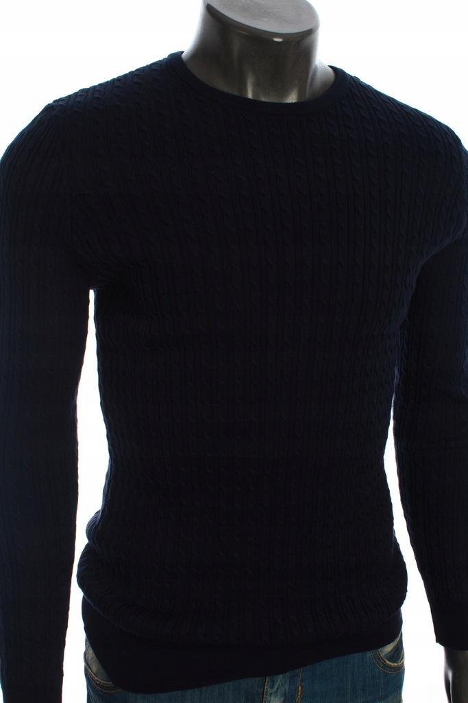 ZARA Sweterek stylowy elastyczny modny | M