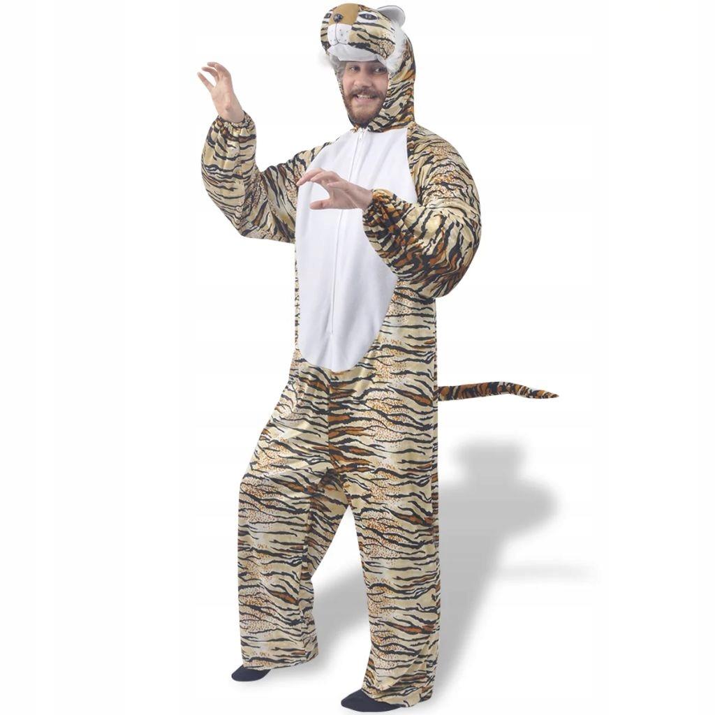 Karnawałowy kostium tygrysa, M-L