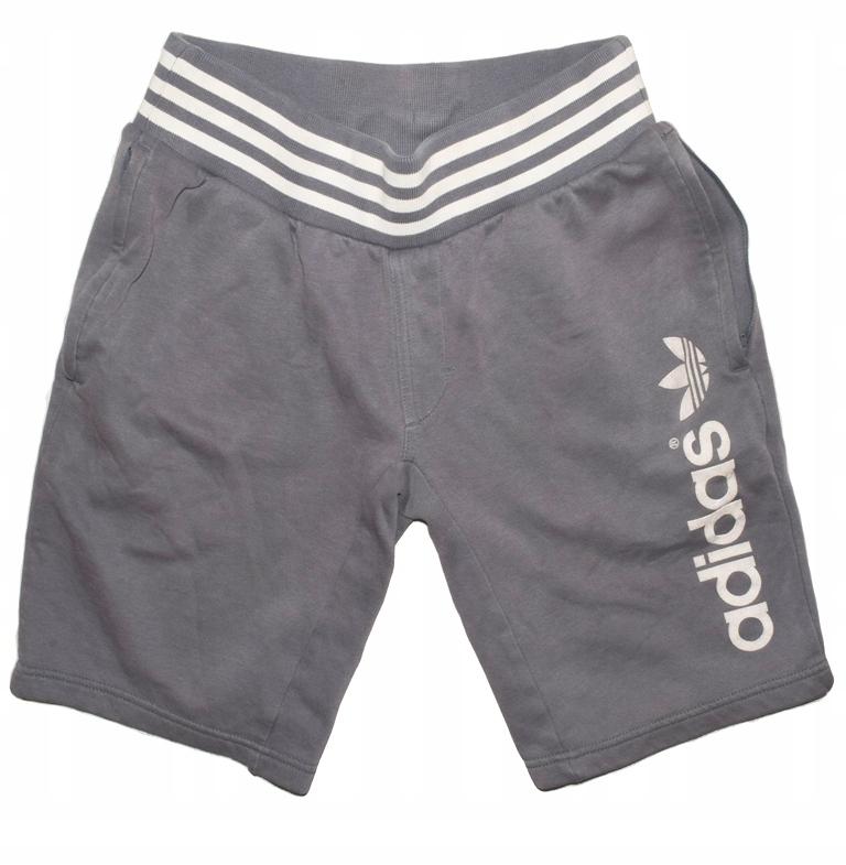 Adidas Originals S/M bawełniane spodenki