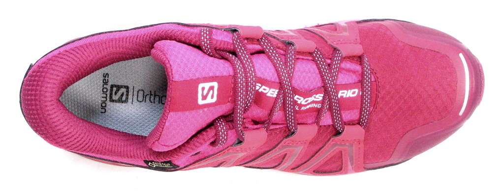 Buty do biegania w terenie SALOMON SPEEDCROSS VARIO 2 GTX Gore tex (401256)