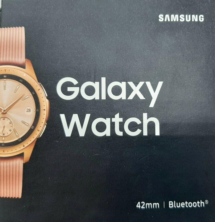 SMARTWATCH SAMSUNG GALAXY WATCH 42MM SM-R810 KOMP