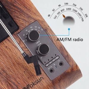 Gramofon Radio VOKSUN Vintage 1689