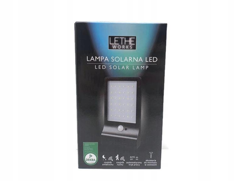 LAMPA SOLARNA LED LETHE WORKS