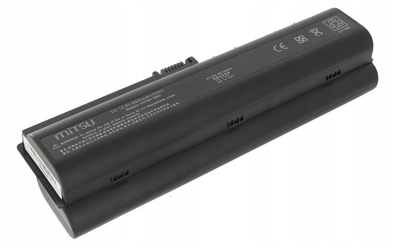 * Bateria 8800mAh do HP Pavilion dv6181ea dv6198