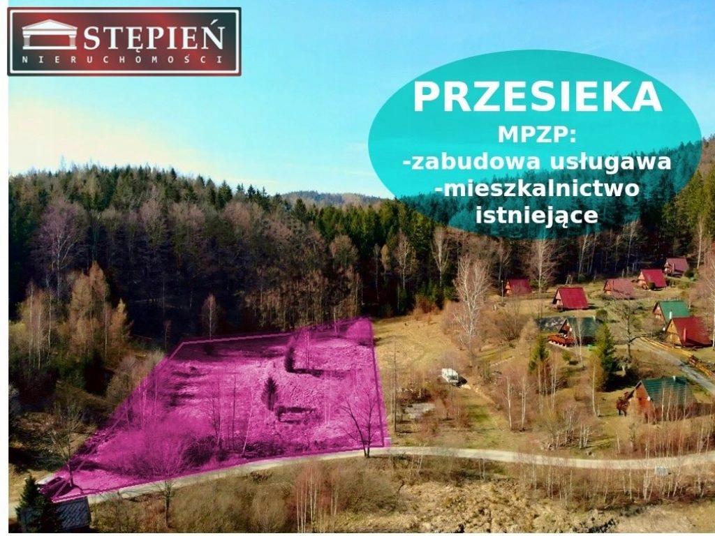 Działka, Przesieka, Podgórzyn (gm.), 5300 m²