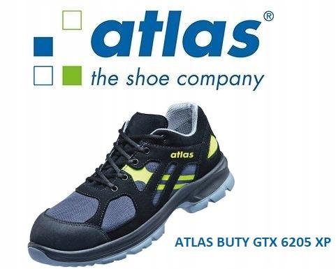 Atlas Buty Gtx 6205 Xp R 43 8331030775 Oficjalne Archiwum Allegro