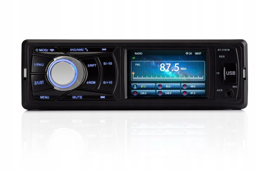 Radio samochodowe Vordon Jukon AC-3101B