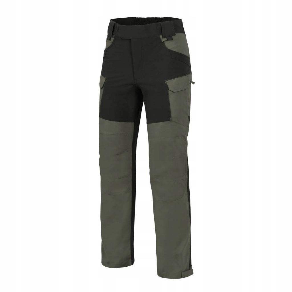 Spodnie Helikon Hybrid Outback Pants -Taiga/Bl S