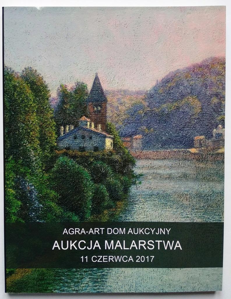 AGRA-ART – katalog aukcji dzieł sztuki 11.06.2017