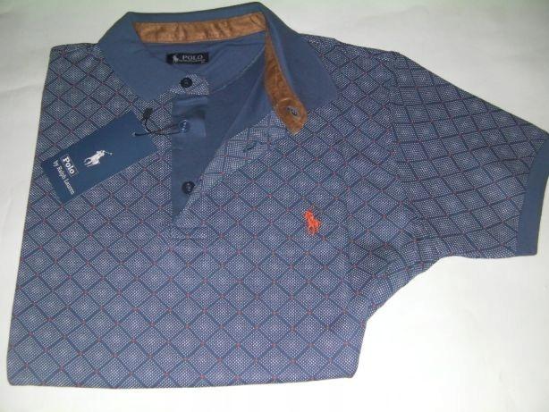 Polo Ralph Lauren koszulka w romby